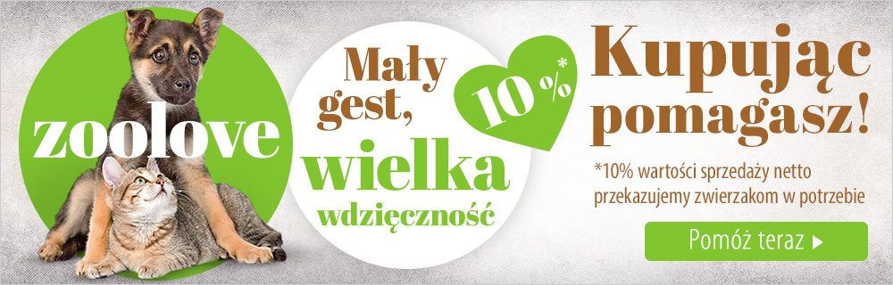 ZooLove by Zooplus dla DT Kocia Łapka!