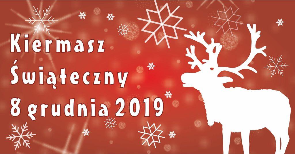 Kiermasz Świąteczny w Ogrodzie Botanicznym w Powsinie – 8 XII 2019 – stoisko charytatywne