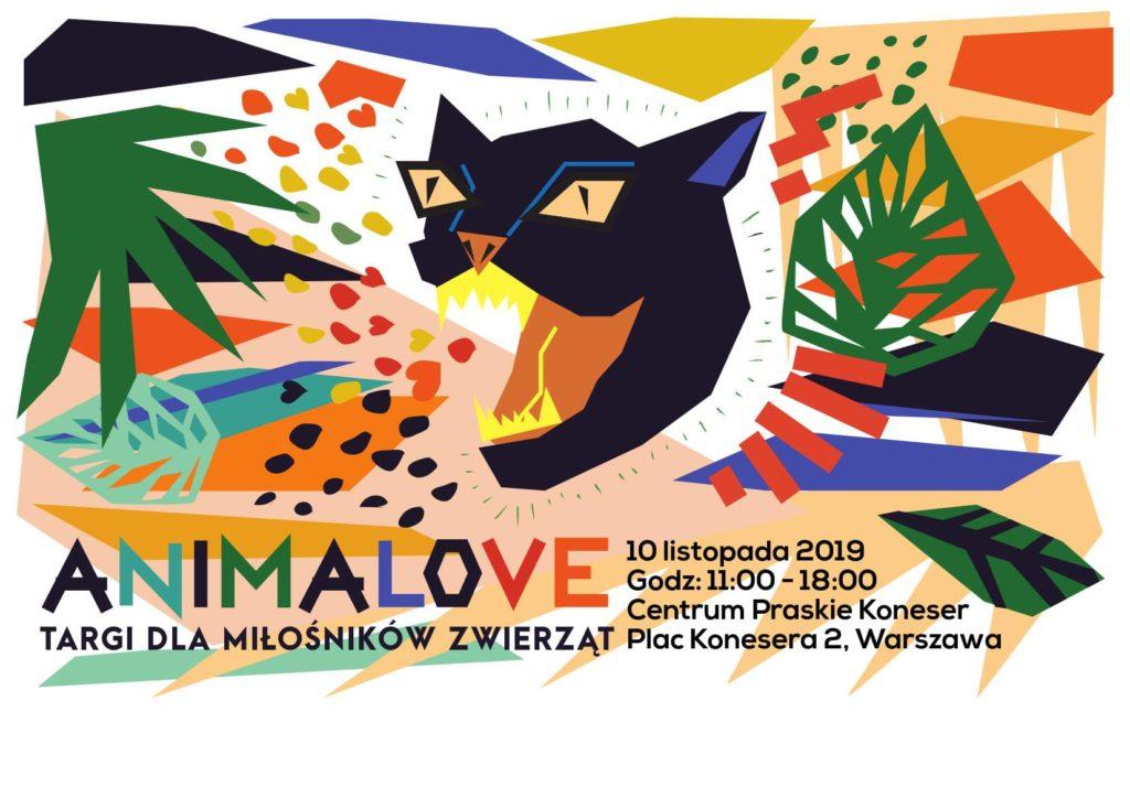 Animalove vol. 2 – targi dla miłośników zwierząt – z naszym stoiskiem charytatywnym – 10 listopada 2019